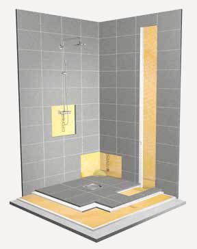 prix en alg rie de u de imperm abilisation d 39 une douche sans bac avec coulement syst me dry50. Black Bedroom Furniture Sets. Home Design Ideas