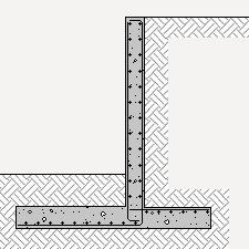 prix en alg rie de m de mur de sout nement en b ton arm g n rateur de prix de la construction. Black Bedroom Furniture Sets. Home Design Ideas